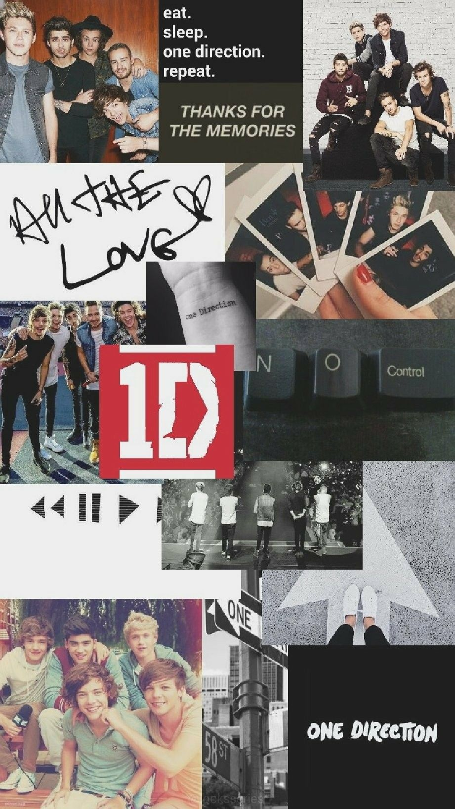 Twitter Iocksseries Wallpaper One Direction Papel De Parede