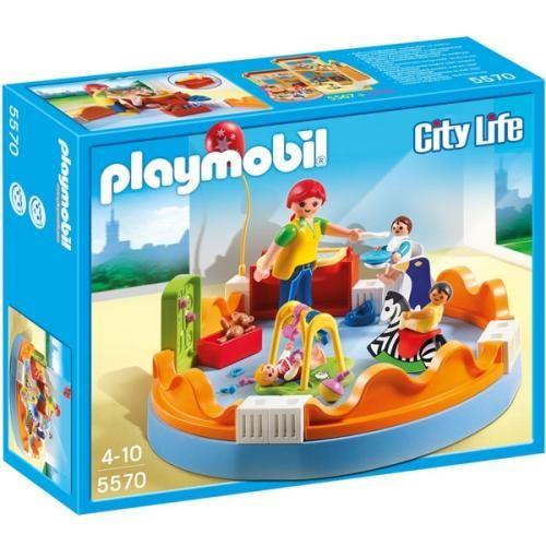 Prezzi e Sconti: #Playmobil 5570 area gioco prima infanzia ...