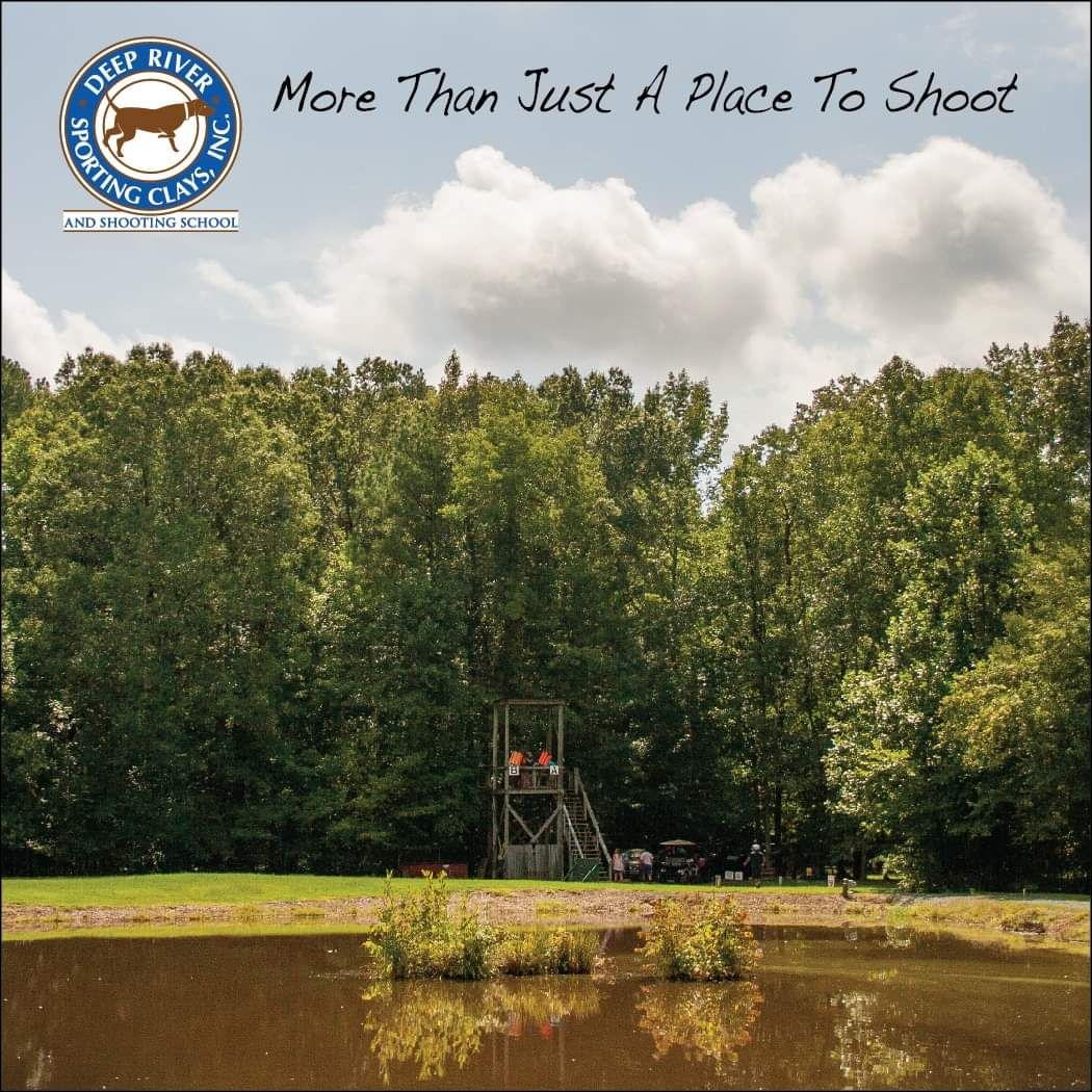 Pin on Deep River Sporting Clays