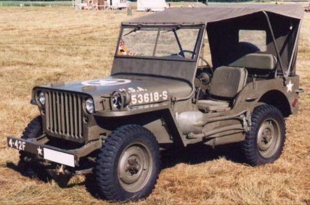 Army Jeep Willys Jeep Willys Jeep Gear