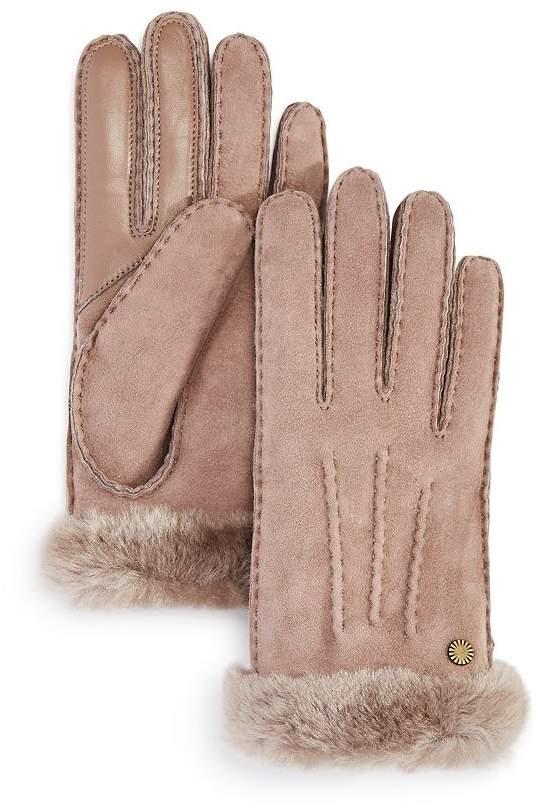 Ugg Sheepskin Carter Tech Gloves In