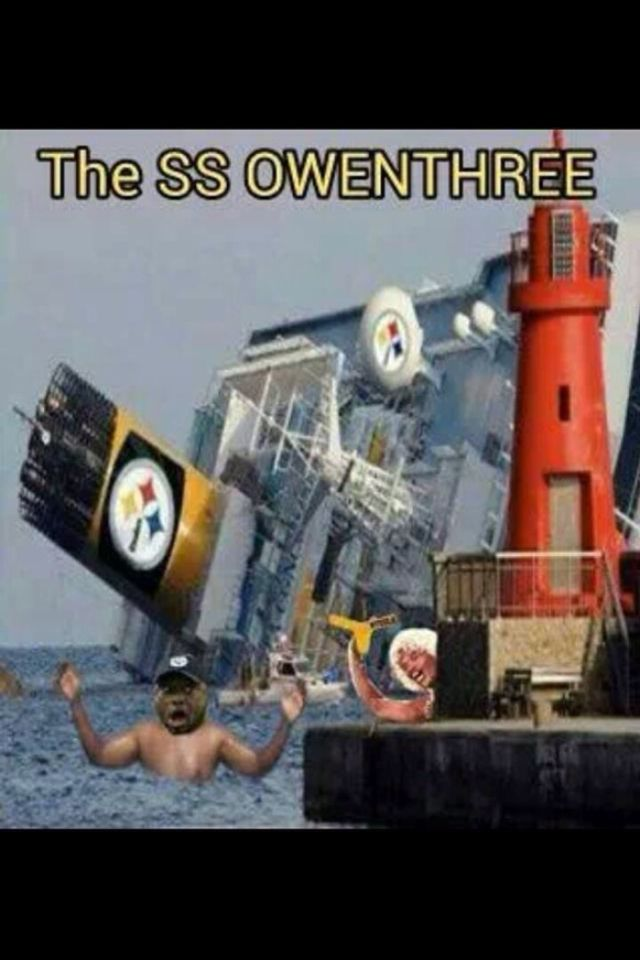 Im a Steelers fan, but this is still funny. lol