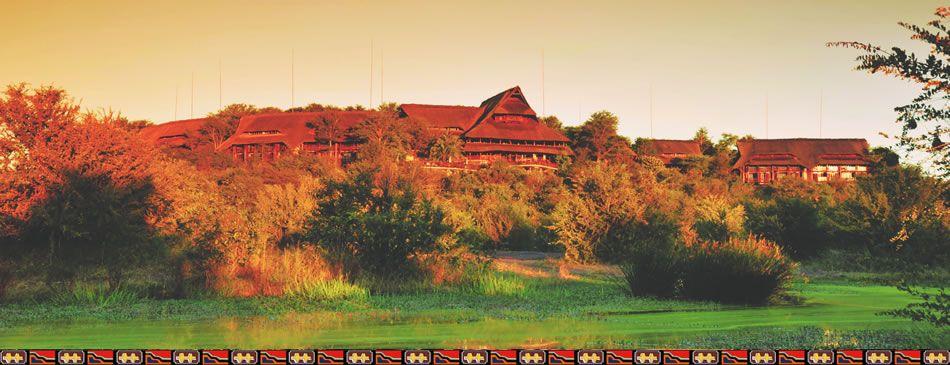 Victoria Falls Victoria Falls Safari Lodge