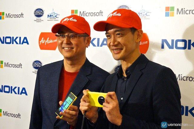 Nokia Partners AirAsia to Develop AirAsia Mobile App for Windows Phone 8