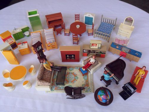 vintage price furniture dollhouse fisher where are