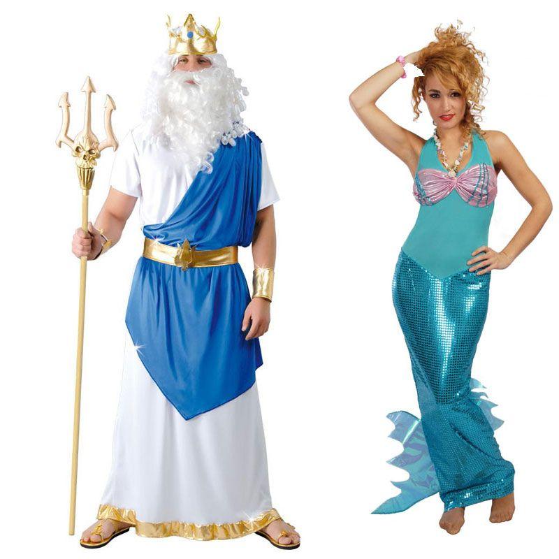 disfraces relacionados con el mar