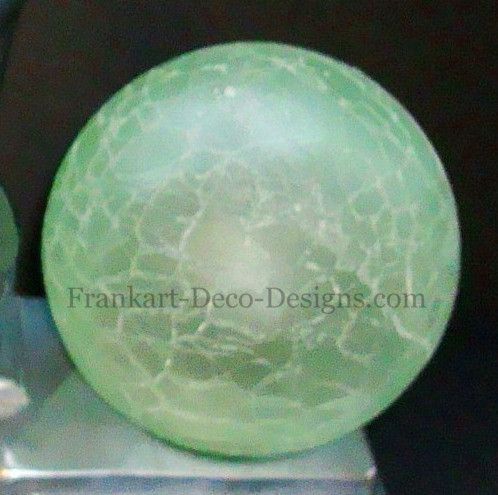 Replacement 6 Quot Round Glass Globe For Frankart And Other
