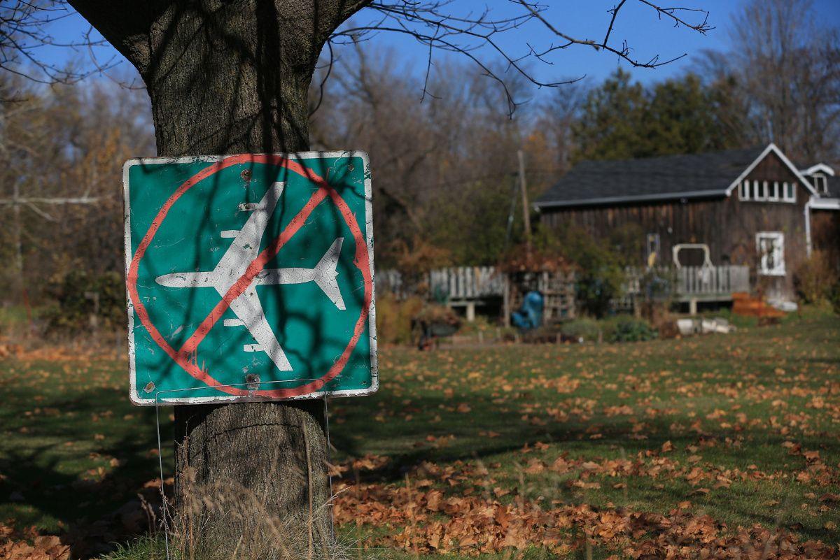 Ottawa spends 150 million maintaining Pickering land it