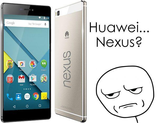 Huawei Nexus or how to make a whole fan base hate you