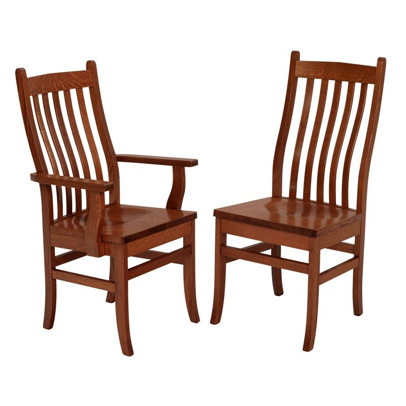 Amish Abe Dining Chairs Furniture Shipshewana Co