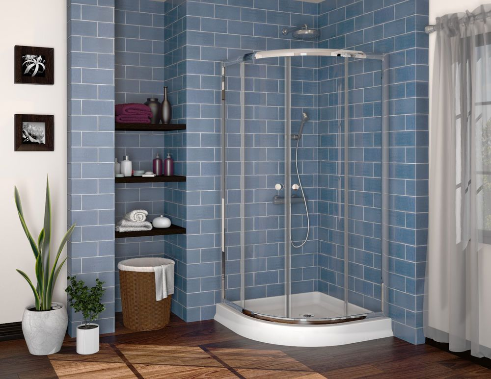 find the special selection of corner shower area racks on