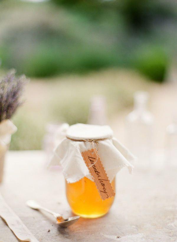 lavender honey favor.