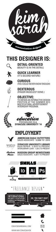 Someoneu0027s resume Jealous Graphic Design Inspiration Board - quick learner resume