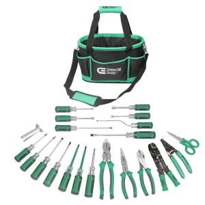 Excellent 22 Piece Electricians Tool Set Et07001 In 2019 Electrical Creativecarmelina Interior Chair Design Creativecarmelinacom