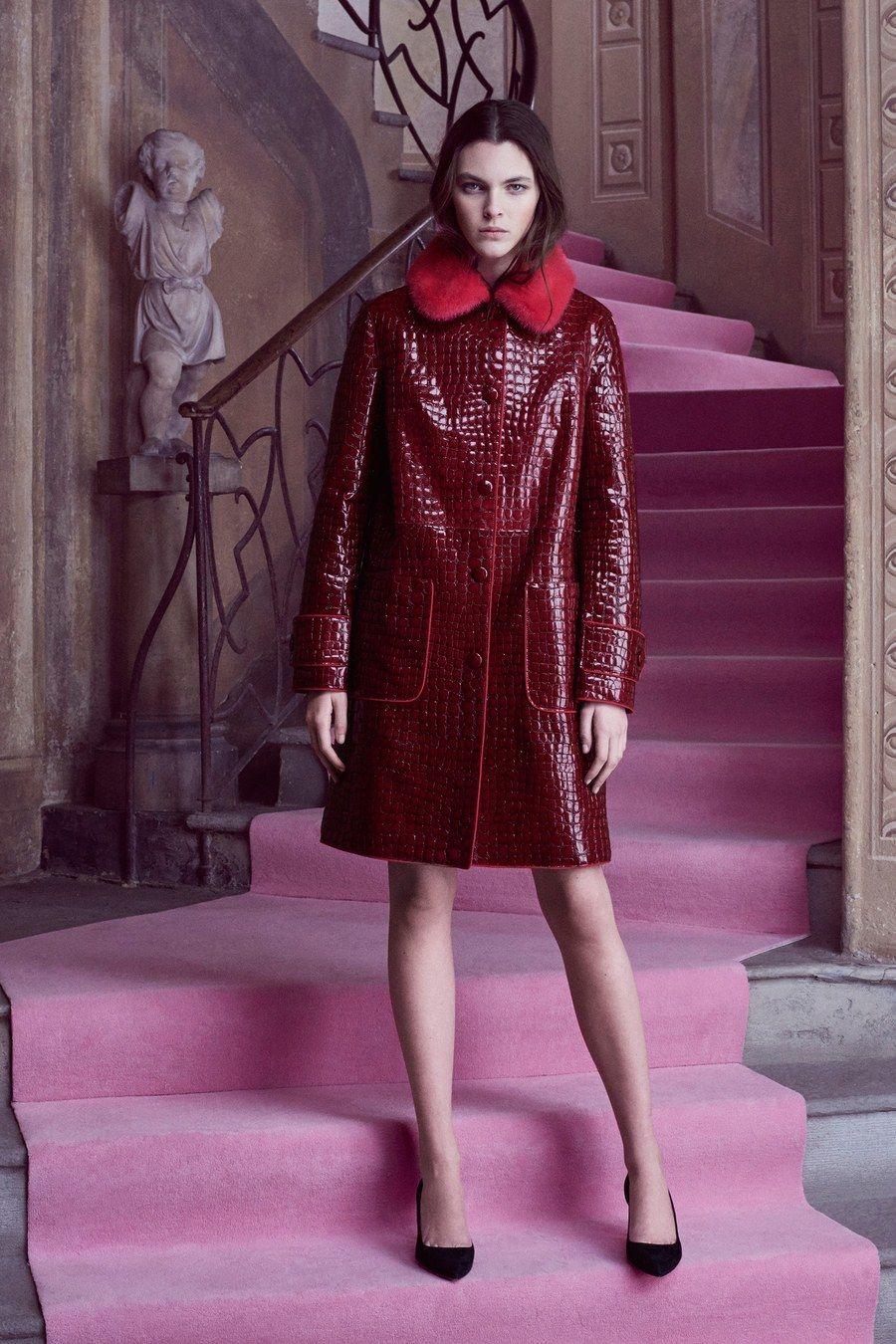 Blumarine PreFall 2016 Fashion Show Модные стили