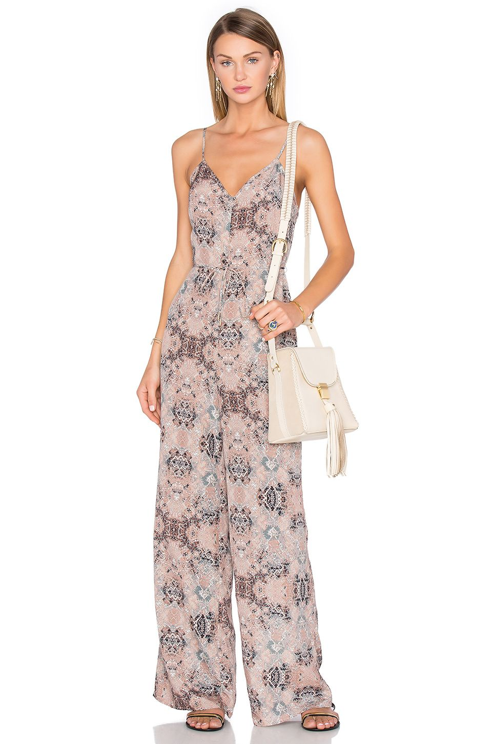 38572316647 House of Harlow 1960 x REVOLVE Gia Jumpsuit Mosaic in Kaleidoscope ...
