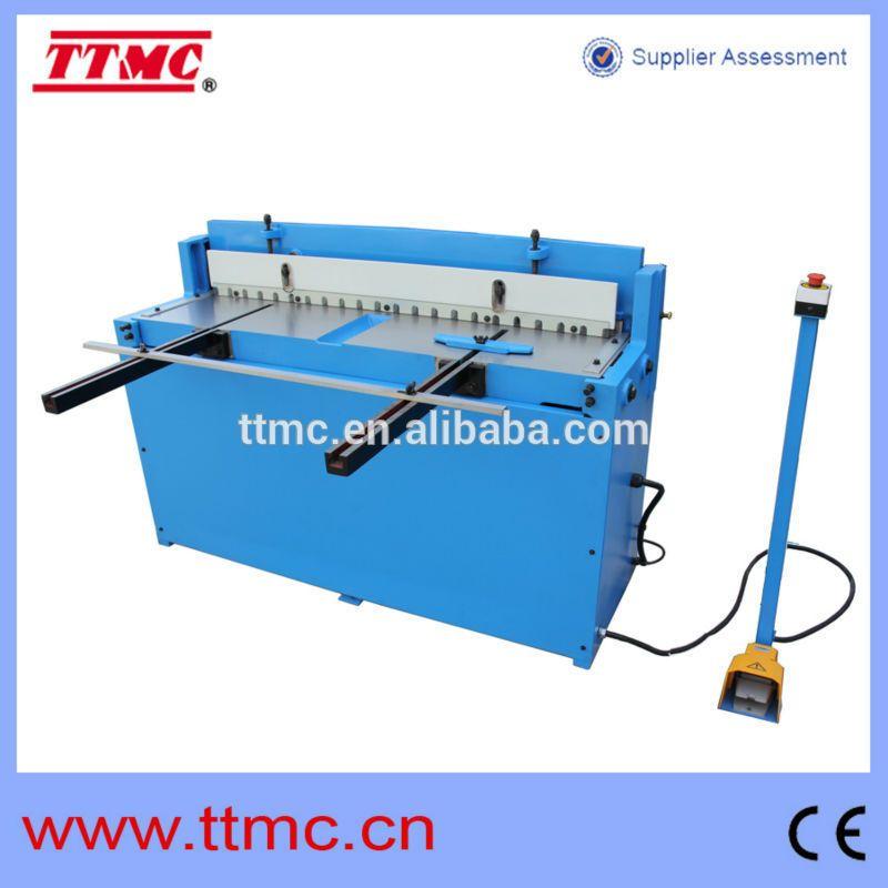 Ps 1 5x1320 Ttmc Pneumatic Shearing Machine Sheet Metal Plate Shearing Machine View Pneumatic Sheet Metal Shear Ttmc Product Details From Tengzhou Tri Union Sheet Metal Shear Sheet Metal Metal Working