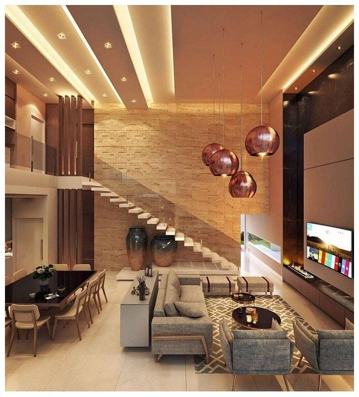 82 Stunning Modern House Design Interior Ideas 9 Related Modern House Design Home Room Design Modern Houses Interior