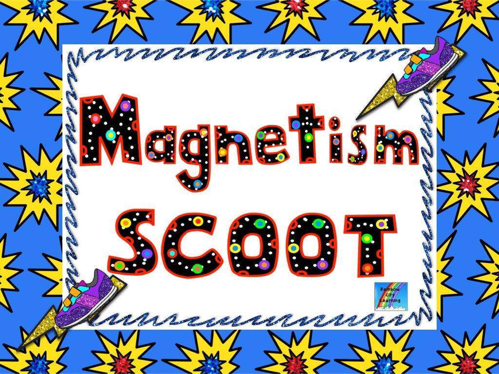 Magnetism Scoot
