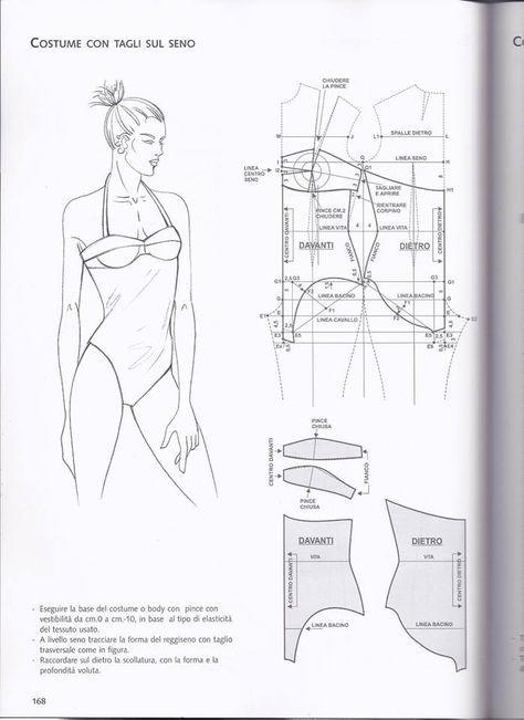Pin de Yazz Estrella en Patrones | Pinterest | Costura, Patrones y ...