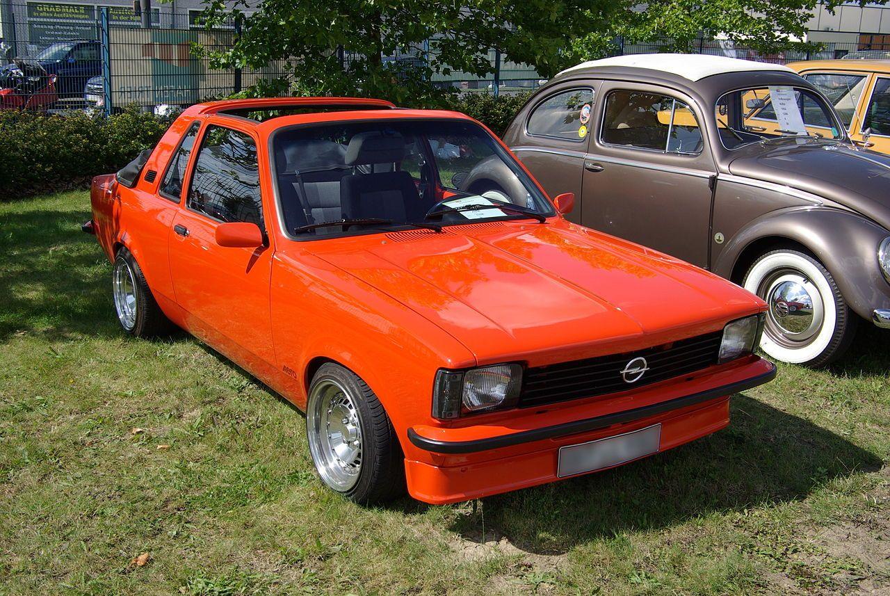 Category Opel Kadett C Aero Wikimedia Commons Opel Kadett C