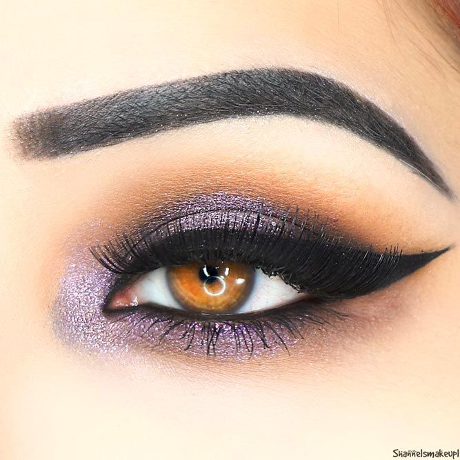 Complement Your Amber Eyes With the Best Eye Makeup ...