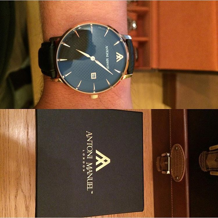 Glad to see more City Dweller's like @ryaninskip94 enjoying their @antonimanuelwatches #timepiece.  Get yours from our website before the price goes up.  www.AntoniManuel.com || #AntoniManuel  #AMCityDweller  Follow us: Facebook: AntoniManuelOfficial Twitter: AntoniManuel_ Tumblr: AntoniManuel  #CityDweller #MensWear #ManBag #Dapper #MensFolder #MensStyle #Folder #Style #Trendy #Trending #Hot #TheLook #SmartLook #Leather #LeatherDocumentHolder #LeatherBag #Accessories #OOTD #PicOfTheDay…