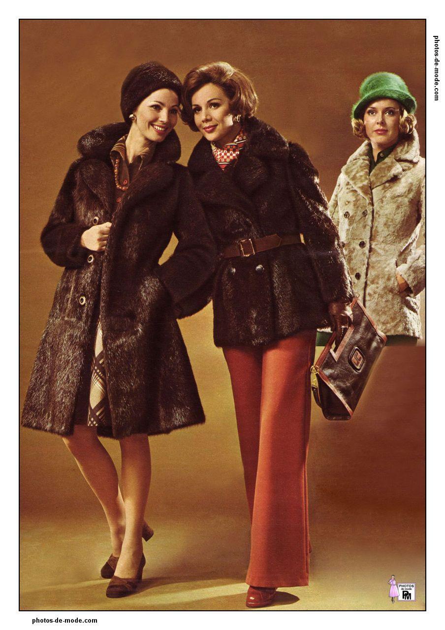 Pin von Manola Sourideth auf 1960 - 1970 Mode | Pinterest