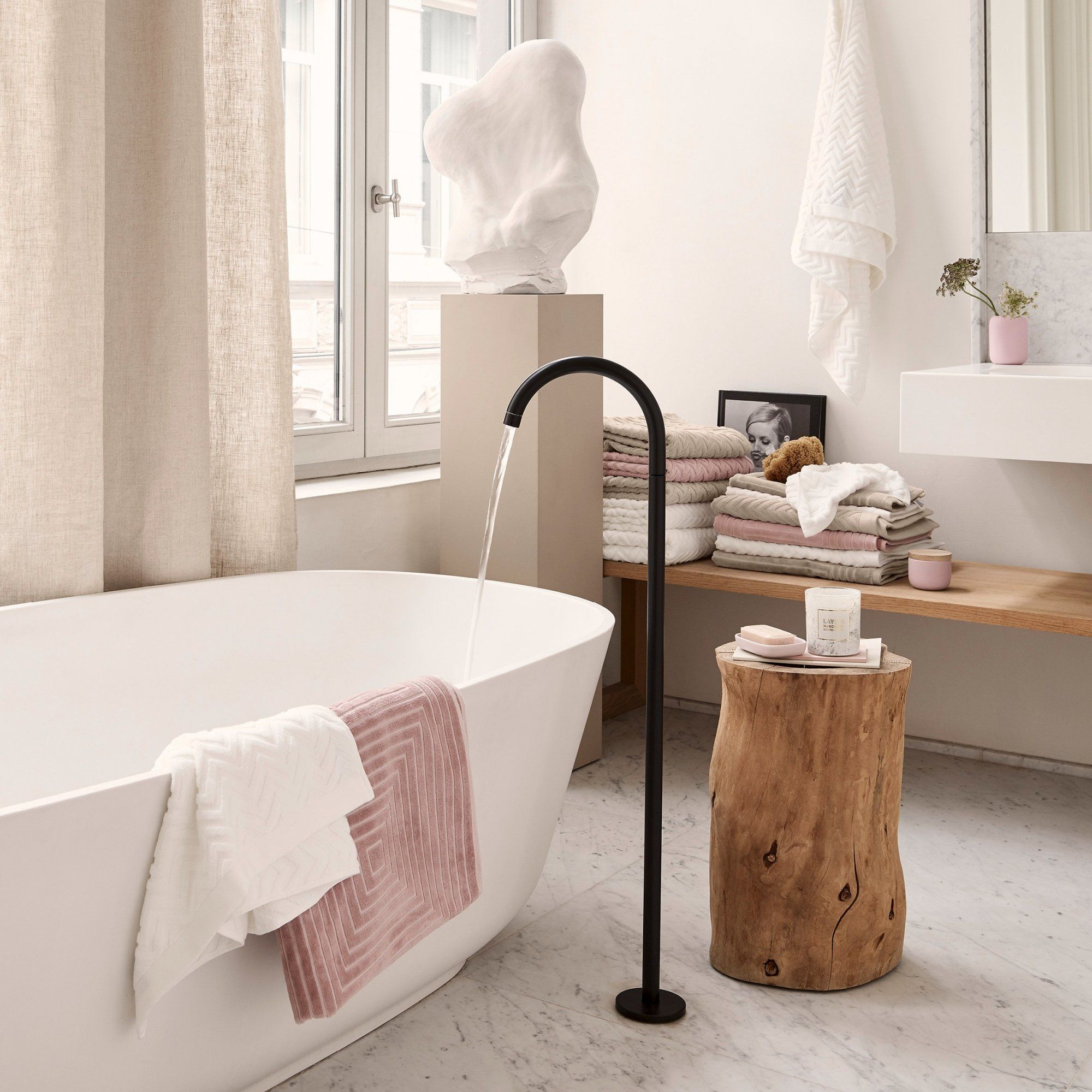 Rhinov Salle De Bain ~ une salle de bains pur e style nordique pinterest purer