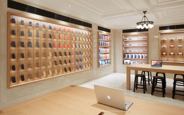 Report Apple plans July retail revamp with new accessory