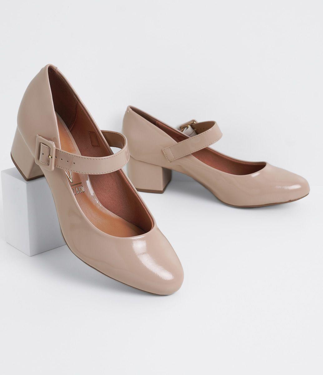 191c9619e Sapato feminino material: sintético Boneca Marca: Vizzano COLEÇÃO INVERNO  2016 Veja outras opções de sapatos femininos.