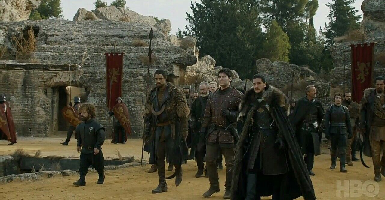 """""""Game of Thrones"""" The Dragon and the Wolf (TV Episode 2017) on IMDb: Movies, TV, Celebs, and more..."""
