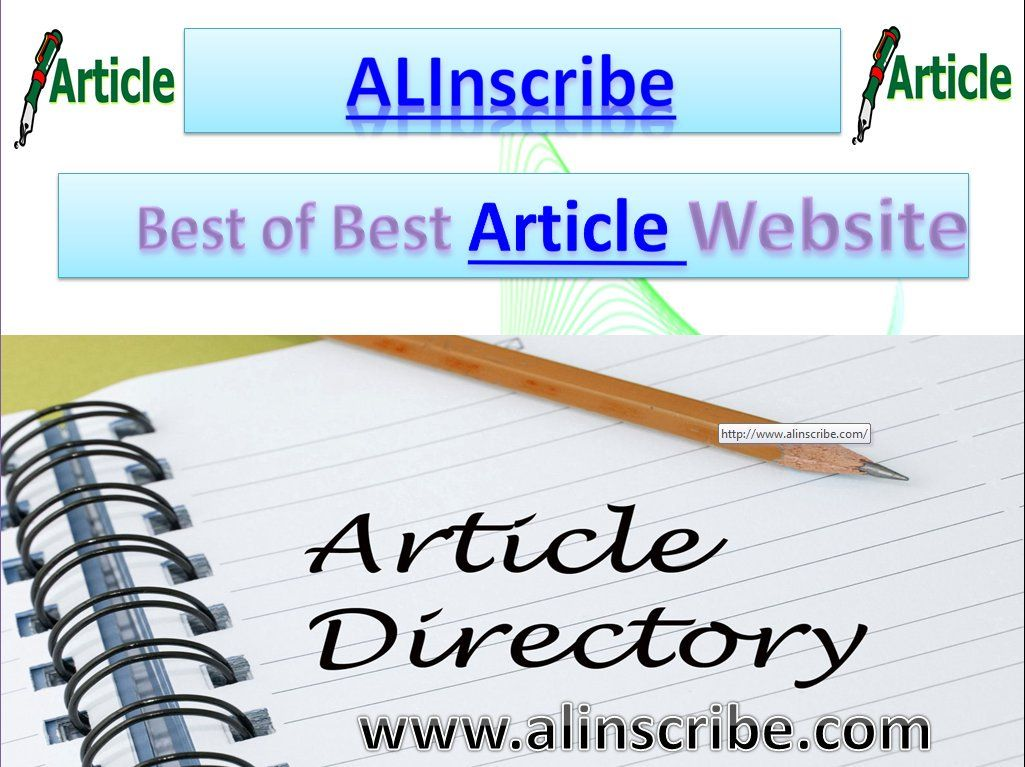 To submit articles online, you need a place you can trust and build ...