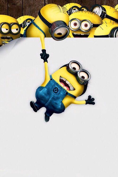 Minion Achtergrond Yellow Fun Moi Moche Et Méchant Les