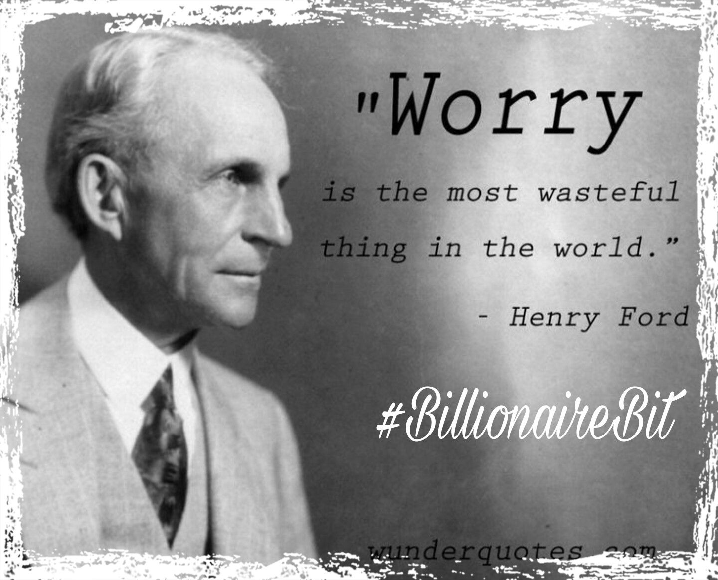 Henry Ford Billionairebit Billionaire Ford Transportation