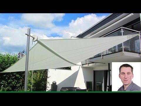 Exklusive Sonnensegel sonnensegel aufrollbar der exklusive sonnenschutz pina design