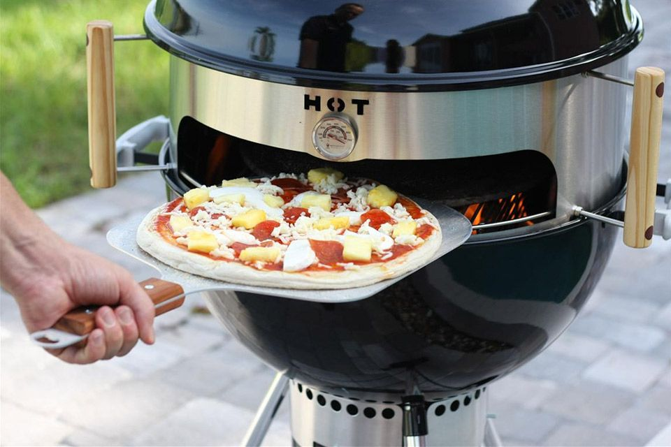 Pizza-grill-udstyr