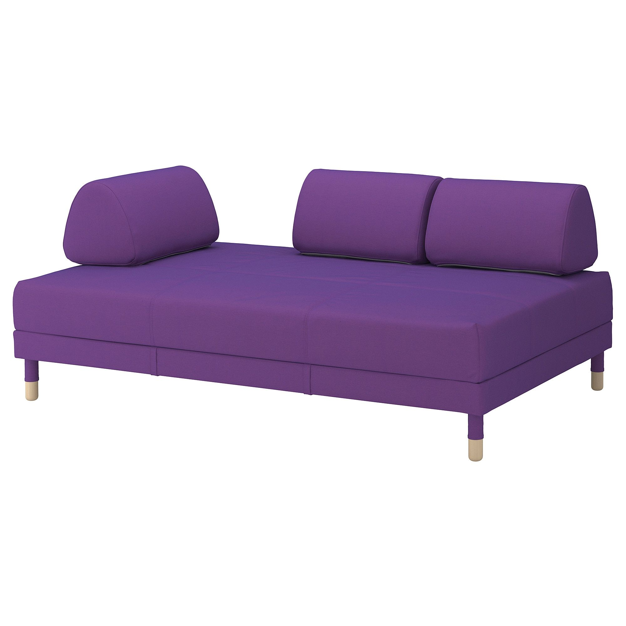 - FLOTTEBO Bettsofa - Vissle Lila - IKEA Deutschland Sofa, Sleeper