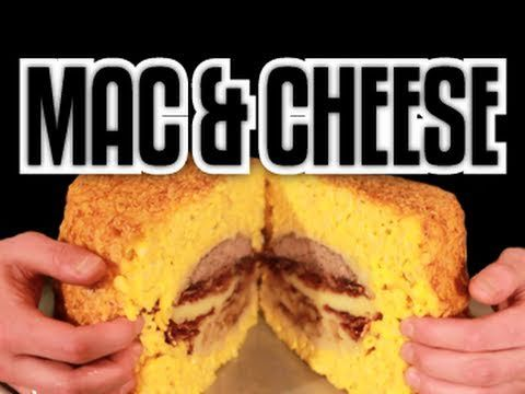 Maximum Mac & Cheese - Epic Meal Time (+playlist) Crazy videos on YouTube......for all you lovers of the cheese enjoy your Thanksgiving