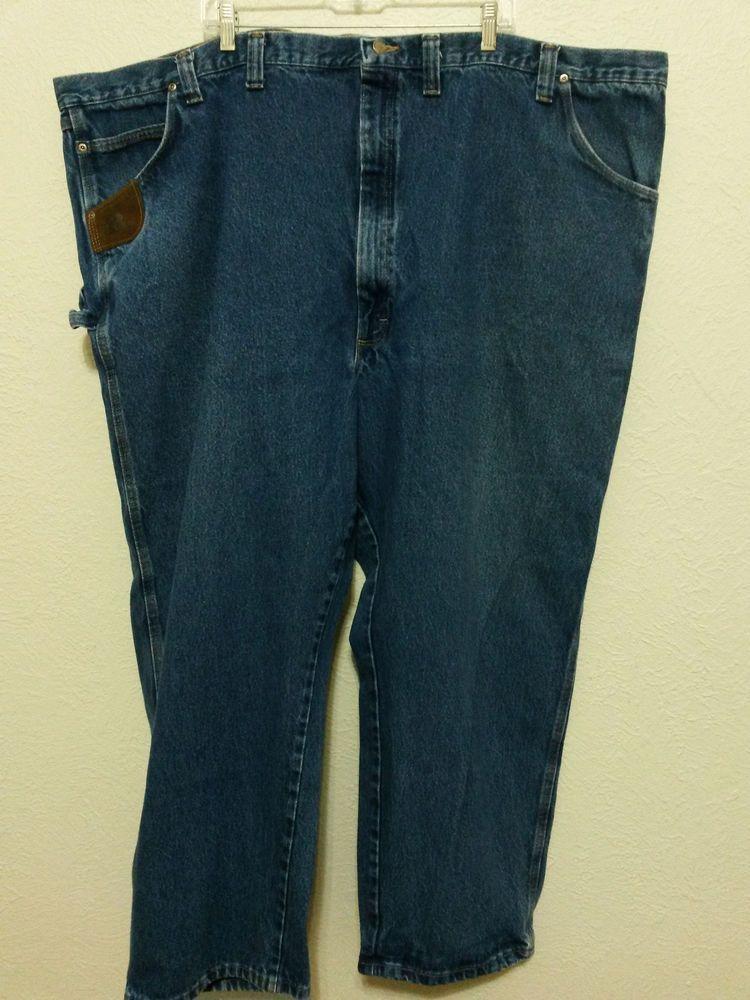 wrangler riggs durashield men s carpenter jeans 6 pocket tag