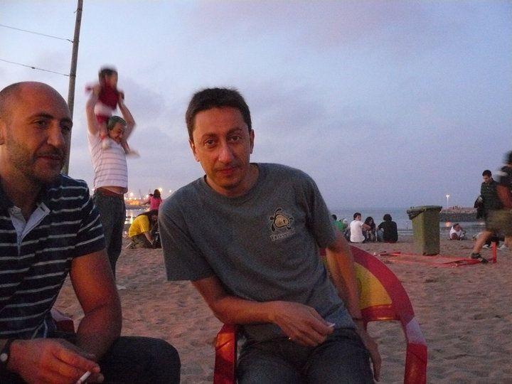Nico and Pablo