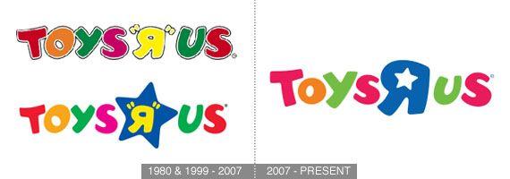 Toys R Us Logo Redesigns Logos Kids Toys Etc Pinterest