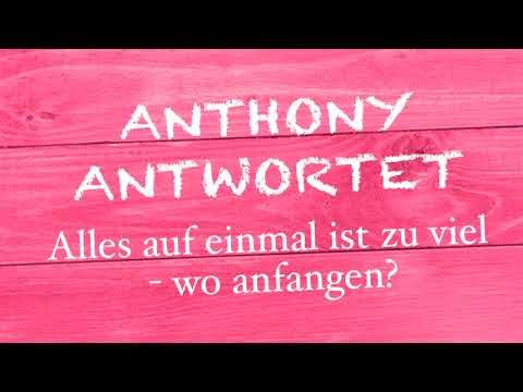 Wo Lebt Anthony William