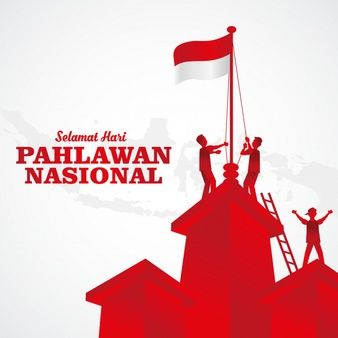 Indonesia independence day template. design for banner, greeting cards or print. | Premium Vector
