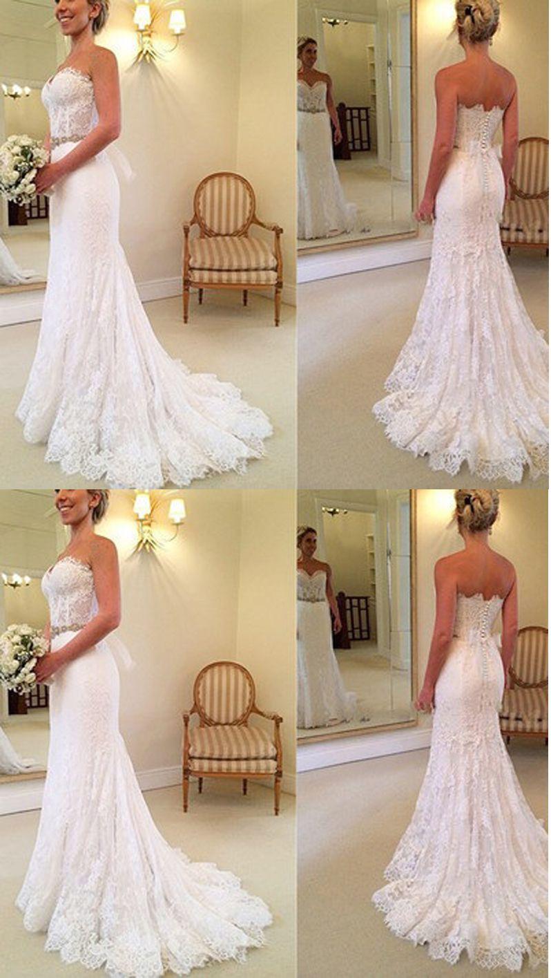 New arrival aline sexy wedding dresseslong wedding dresses