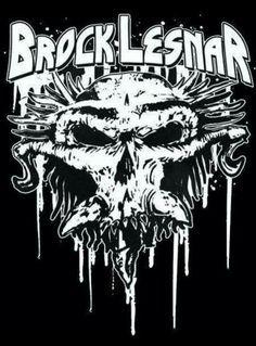 Brock Lesnar Logo Wwe Imagenes Arte En Perspectiva Wwe