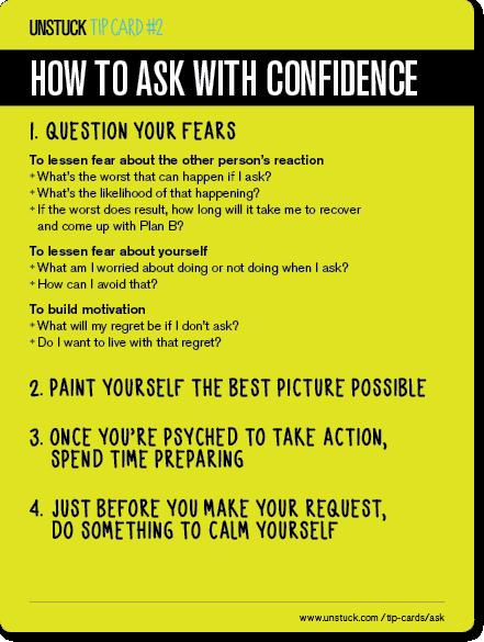 Tarjeta de consejos Nº 2
