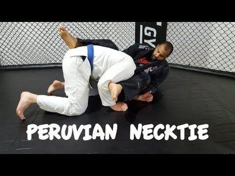Peruvian Necktie Options With Professor Christian Diaz Virginia Beach Va Youtube Bjj Techniques Bjj Brazilian Jiu Jitsu