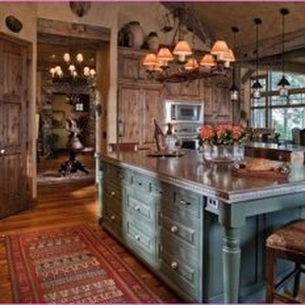 45 awesome rustic bohemian kitchen decorations ideas page 32 of 49 fathinah decor rustic on boho chic kitchen diy id=55814