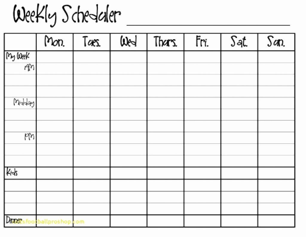 Monday Through Sunday Schedule Template Inspirational Printable Calendar Sunday Th Monthly Calendar Template Weekly Calendar Template Weekly Calendar Printable Monday through sunday schedule template